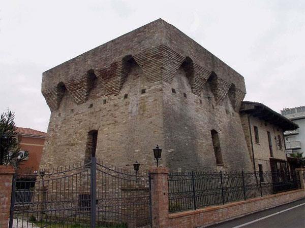 Torrione Alba Adriatica