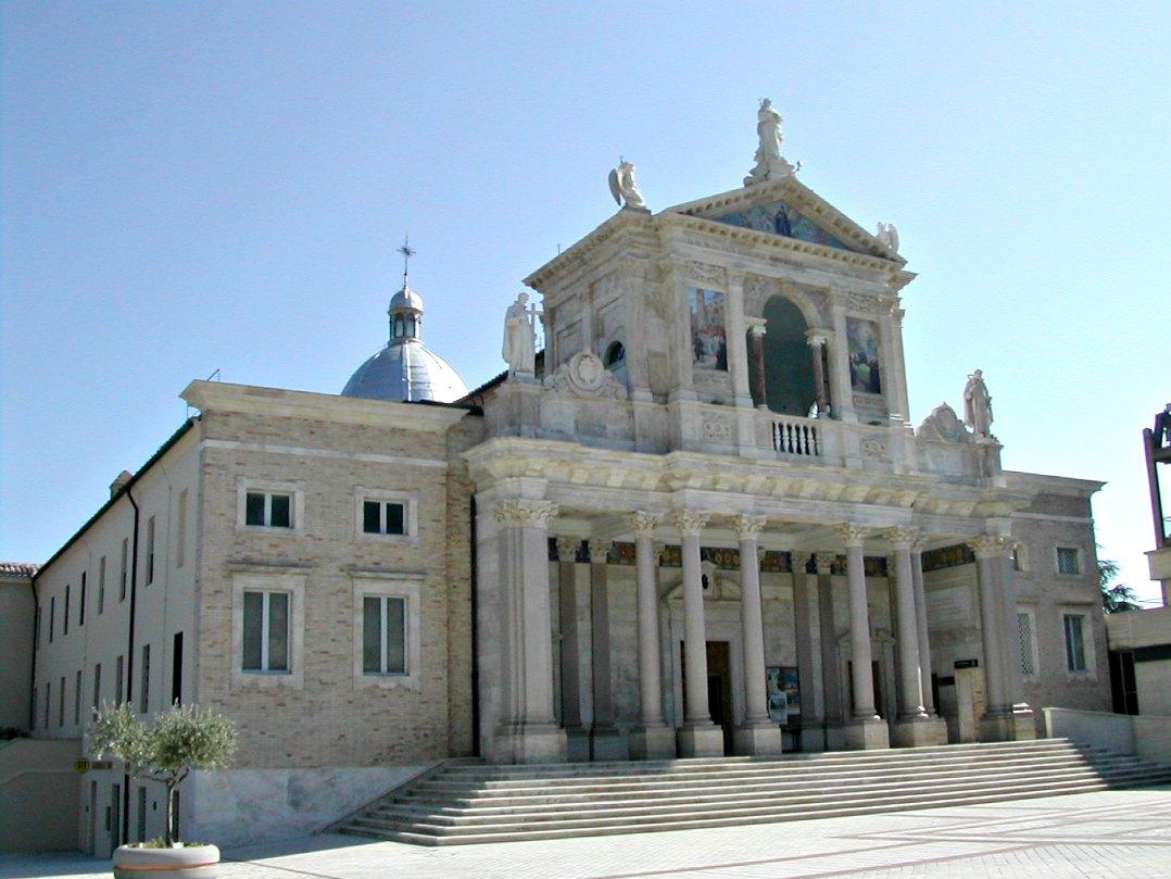 Vecchio Santuario San Gabriele dell'Addolorata Abruzzo